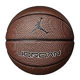Nike Jordan Legacy 8 Panel Basketball (7, amber/black)