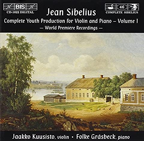 Complete Youth Production for Violin and Piano - Volume 1