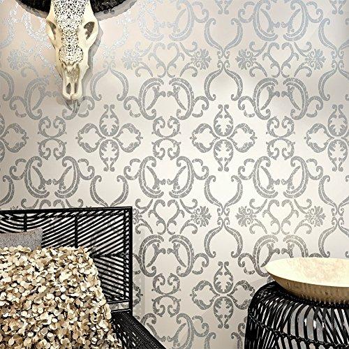 hanmeror-europeo-diseno-de-alto-grado-papel-pintado-vintage-no-tejido-de-larga-fibra-color-plateado-