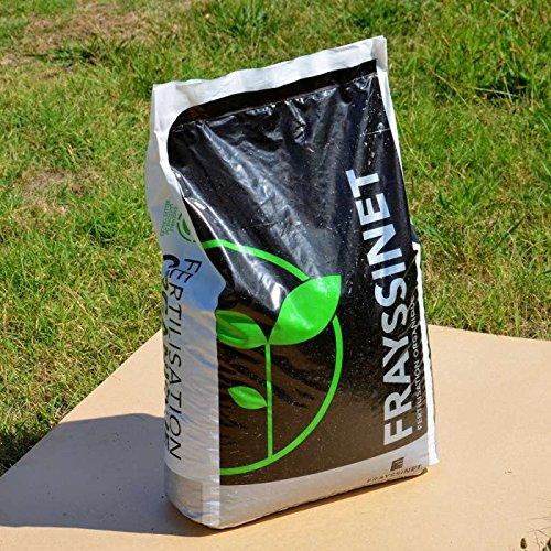 Frayssinet Engrais Bio Professionnel Fruitiers 25 kg - Guanor Super Pro 3-6-12 FR-GUA-3612-25