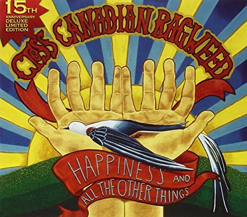 Cross Canadian Ragweed: Happiness and All the Other Things (Audio CD)