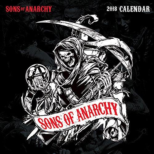 Preisvergleich Produktbild Sons of Anarchy Square Calendar 2018