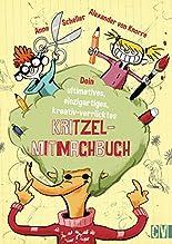 Dein ultimatives, einzigartiges, kreativ-verrücktes Kritzel-Mitmachbuch hier kaufen