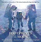 [Footprints on the Moon] (By: Mark Haddon) [published: March, 2009]