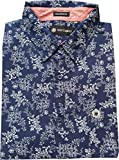 AA' Southbay Men's Navy Floral Print 100...