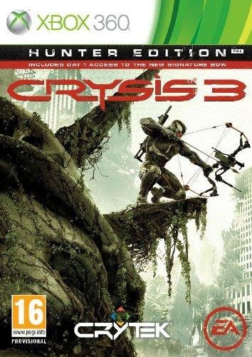 Crysis 3: Hunter Edition (Eng/Arabic/Greek) /X360