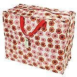 The Original Jumbo Storage Bag - Poppies