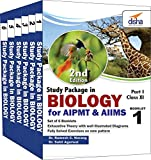 #10: Study Package for Biology for AIPMT, AIIMS & Other Medical Entrance Exams (Box Set)