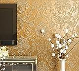 Longless Tapeten, Wand-, Vliesstoff-, 3D-, Tapeten, Schlafzimmer, Wohnzimmer, Restaurant, TV, Hintergrund, 10*0.53M