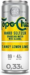 Topo Chico Hard Seltzer Tangy Lemon Lime EINWEG (1 x 0.33 l)