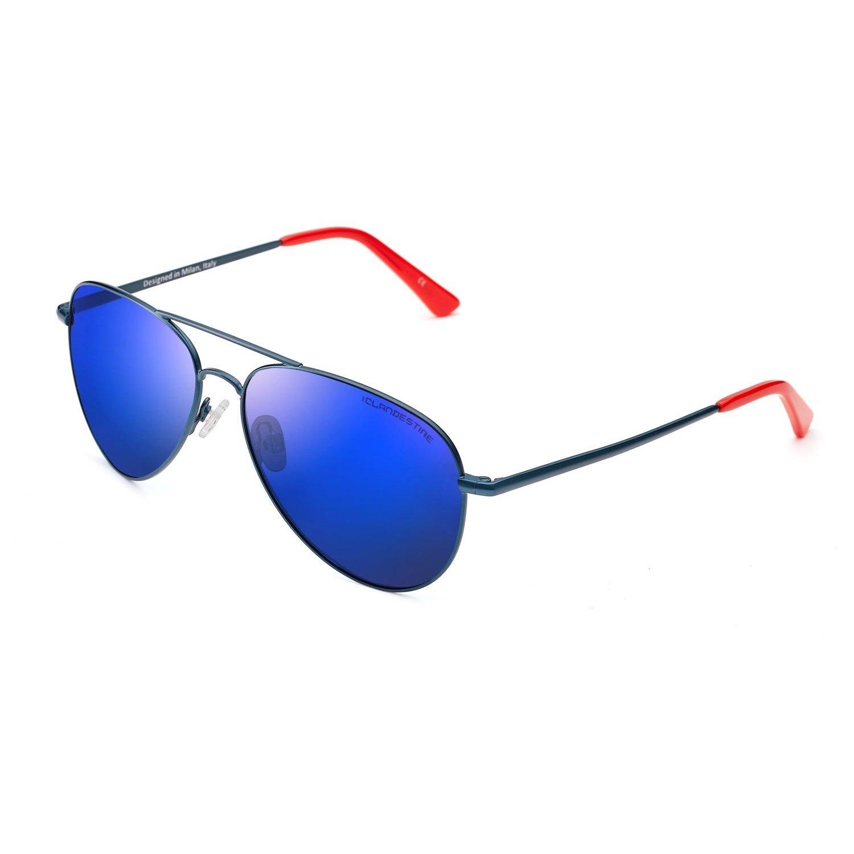 CLANDESTINE Aviator - Gafas de Sol Polarizadas Hombre   Mujer ... da4506dca778