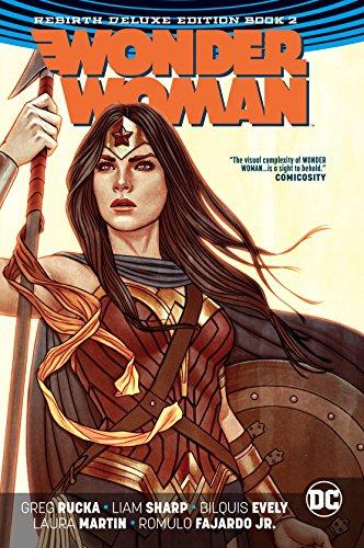 Wonder Woman: The Rebirth Deluxe Edition por Greg Rucka