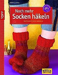 Noch mehr Socken häkeln: Raffinierte neue Modelle (kreativ.kompakt.)