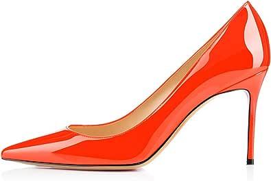 Soireelady Scarpe da Donna,Scarpe col Tacco Donna, Tacco a Spillo Scarpe