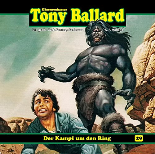 Tony Ballard (29) Der Kampf um den Ring - Dreamland Productions / Romantruhe 2017