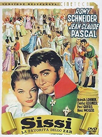 sissi - la favorita dello zar dvd Italian Import by jean claude pascal