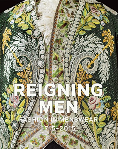 Feminine Anzug (Reigning Men: Fashion In Menswear, 1715-2015)