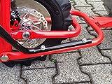 Schneeschild für Motorschubkarre Powerpac ED120 - 5