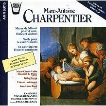 Charpentier - Noëls H534; Messe de minuit pour Noël H9