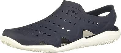 Crocs Men's Swiftwater Wave Flat Sandals