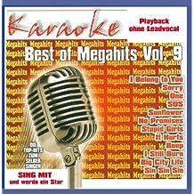CD(G) Karaoké Best Of Megahits Vol. 09 (Livret Paroles Inclus)