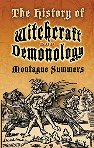 The History of Witchcraft and Demonology Cover Image