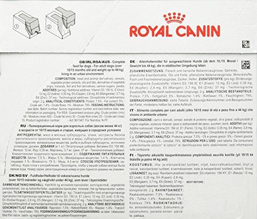 Royal Canin Hundefutter Urban Adult Dog 150 g, 10er Pack (10 x 150 g) - 4