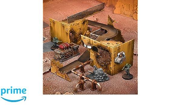 braun Vergessen Foundry Unbekannt Mantic Games mgtc201/terraincrate