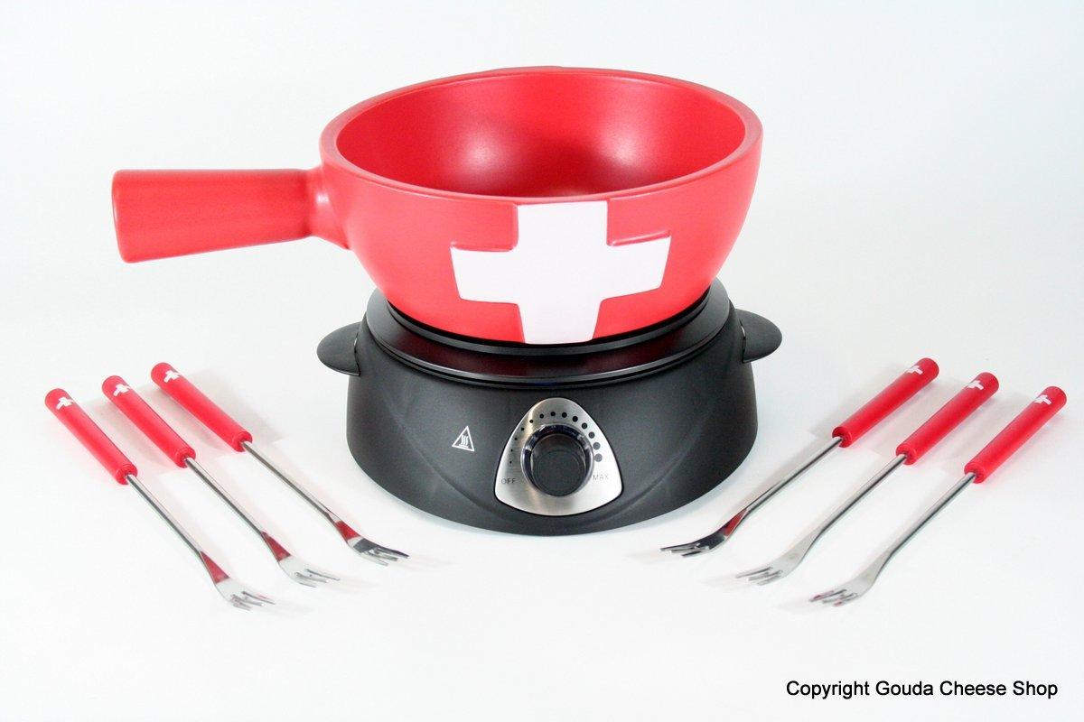 Boska Svizzera elettrico Set per fonduta
