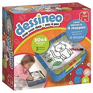 Dessineo Niño Niño/niña - Juegos educativos, Child, Niño/niña, 4 año(s), 10 páginas, Holandés, Francés