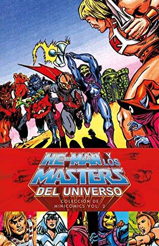 He-Man y los Masters del Universo: Colección de minicómics vol. 02 (