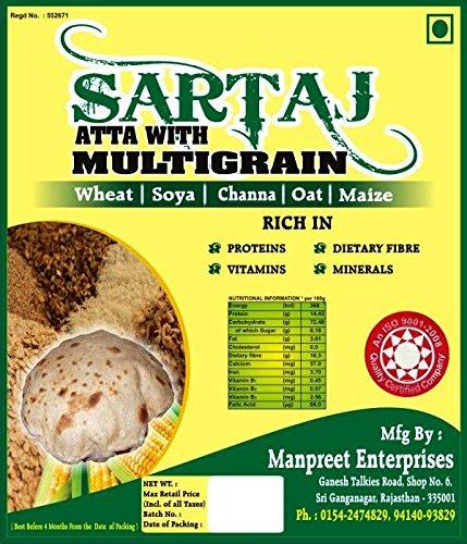 Sartaj Multigrain Flour