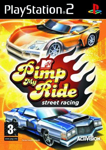 MTV Pimp my Ride Street Racing - Playstation 2 - FR