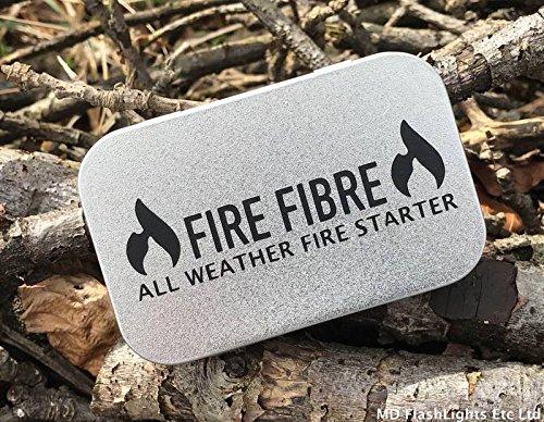 Fire Fibre à toutes les intempéries Fire Starter Petit