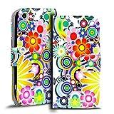 Verco Handyhülle Xperia Z3 Compact Muster, Motiv Hülle Sony Xperia Z3 Compact Book Case Flip Cover - Design 3