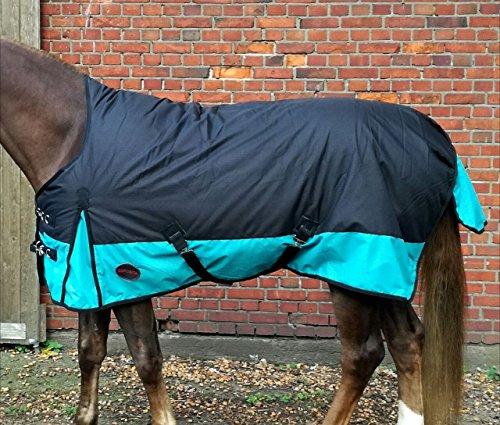 "Esposita Regendecke \""Rain Master\"" mit warmen Innenfleece - Aquagreen 135cm"