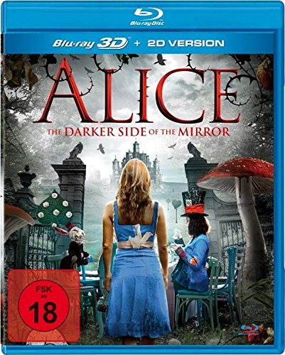 Alice 3D - The darker Side of the Mirror (3D Blu-ray)
