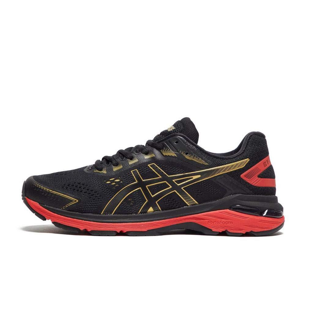 ASICS Gt 2000 7 1011a262 001, Chaussures de Running Homme, Noir (Black), 41 12 EU