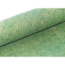 Kokosfaser Matte Winterschutz für Garten und Pflanzen - 150 x 50 cm - grün