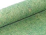 Kokosfaser Matte Winterschutz für Garten und Pflanzen – 150 x 50 cm - grün