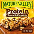 Nature Valley Protein Peanut & Chocolate Cereal Bars 4x40g