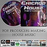 Chicago House - The 4/4 Origin - Wav Pack - des boucles et des échantillons - fonctionne avec Ableton Live, Steinberg Cubase / Nuendo, Sony Acid, Bitwig, Studio One, Reaper, Fl Studio, Logic Pro x, GarageBand, Wavelab, Maschine