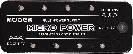 Mooer MPW1 Micro Power Supply