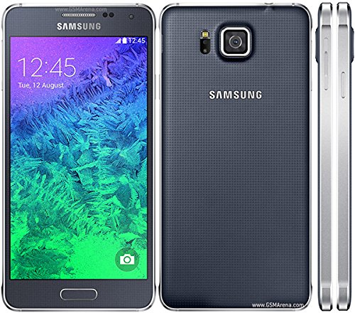 DNG Crystal Clear Transparent Hard Back Case Cover for Samsung Galaxy Alpha SM-G850  available at amazon for Rs.199