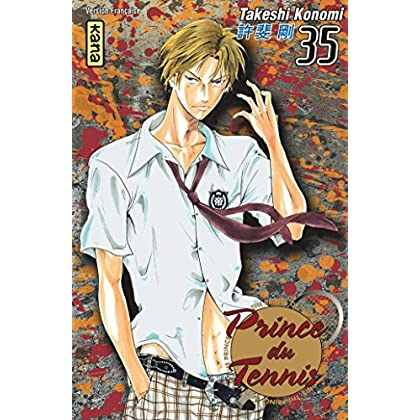 Prince du Tennis, tome 35