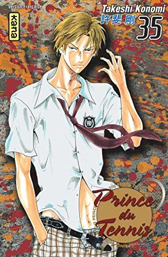 Prince du Tennis T35 por Takeshi Konomi