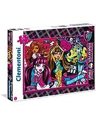 Clementoni - Puzzle Monster High de 104 piezas