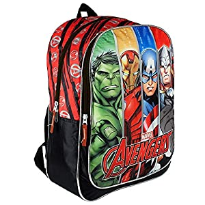 619e3kL2IsL. SS300  - Los Vengadores (Avengers) 2100001096 Mochila Infantil