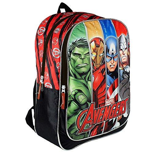 Los Vengadores Avengers 2100001096 Mochila Infantil