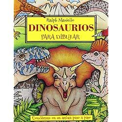 Dinosaurios para dibujar: Conviértete en un artista paso a paso